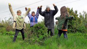 Wilderness Wednesday with Lewes New School